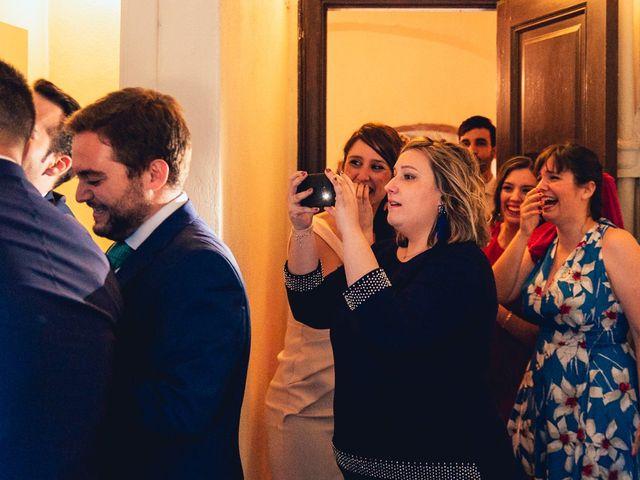 La boda de Fran y Ana en Lucena Del Puerto, Huelva 300