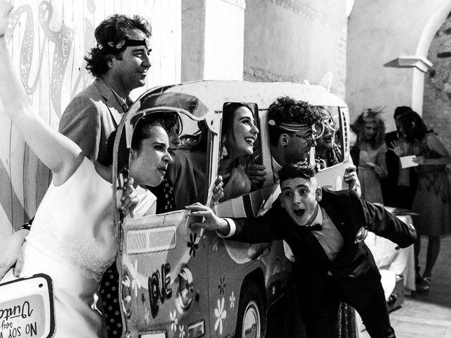 La boda de Fran y Ana en Lucena Del Puerto, Huelva 307
