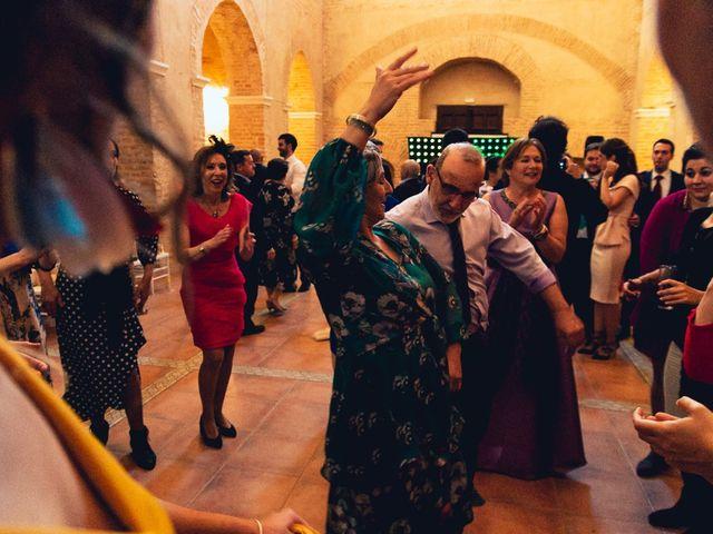 La boda de Fran y Ana en Lucena Del Puerto, Huelva 313
