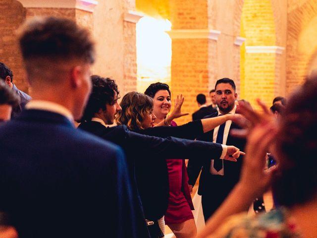 La boda de Fran y Ana en Lucena Del Puerto, Huelva 314