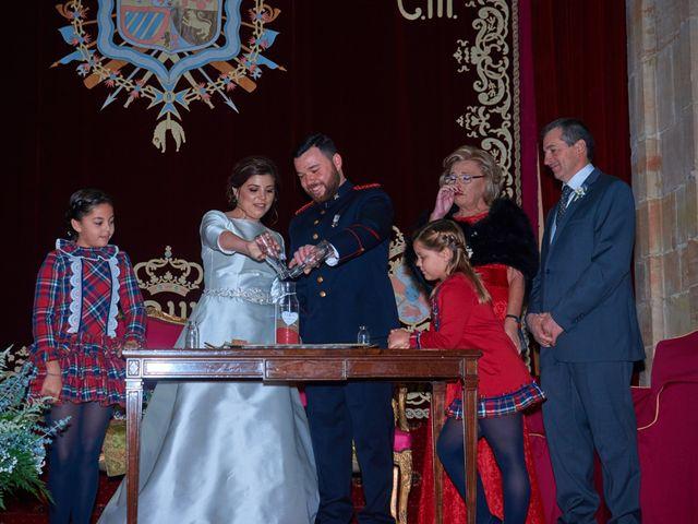 La boda de Maykel y Belén en Oviedo, Asturias 1