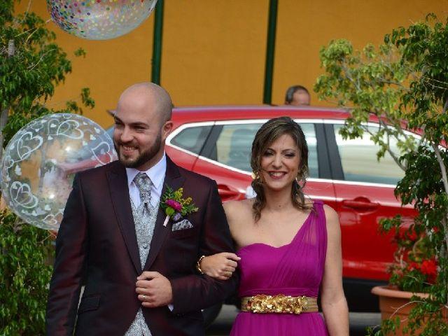 La boda de Miguel  y Bárbara en Santa Maria De Guia, Las Palmas 3