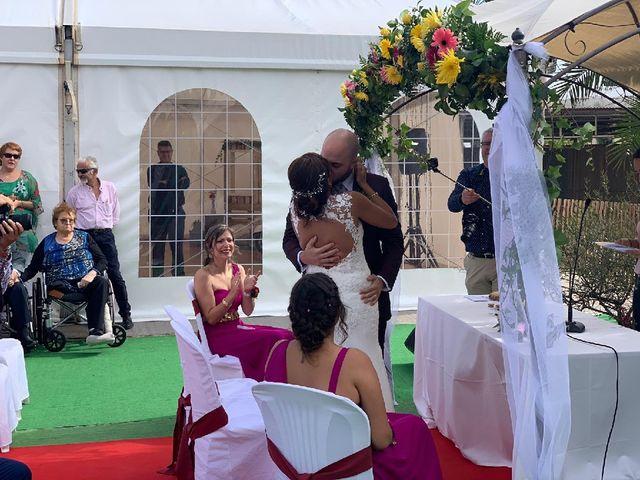 La boda de Miguel  y Bárbara en Santa Maria De Guia, Las Palmas 4
