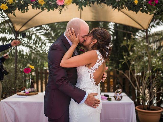 La boda de Bárbara y Miguel