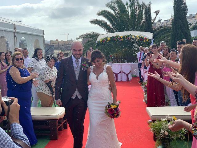 La boda de Miguel  y Bárbara en Santa Maria De Guia, Las Palmas 5