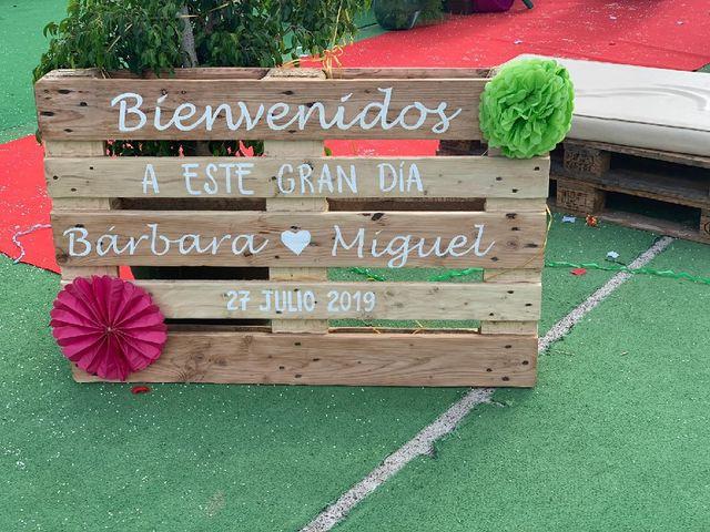 La boda de Miguel  y Bárbara en Santa Maria De Guia, Las Palmas 7