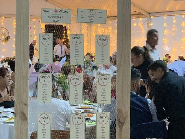 La boda de Miguel  y Bárbara en Santa Maria De Guia, Las Palmas 10