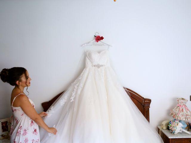 La boda de Oscar y Miriam en Málaga, Málaga 15