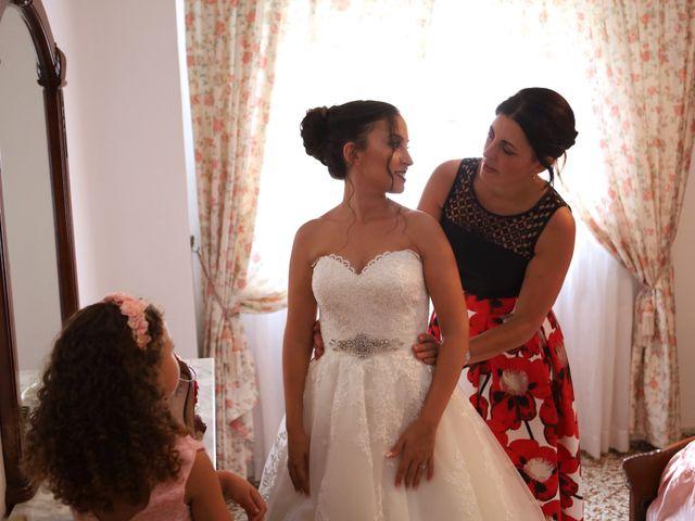 La boda de Oscar y Miriam en Málaga, Málaga 17