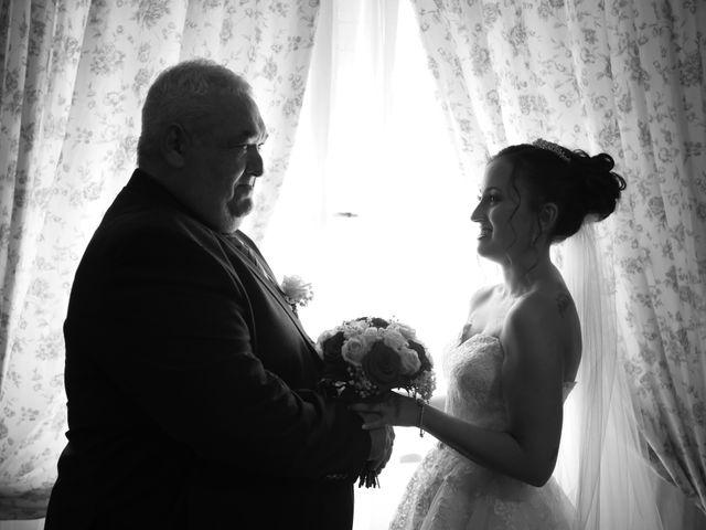 La boda de Oscar y Miriam en Málaga, Málaga 25