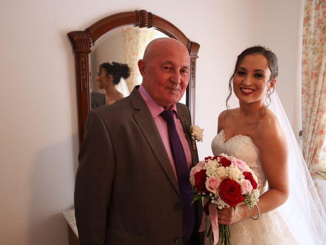 La boda de Oscar y Miriam en Málaga, Málaga 27