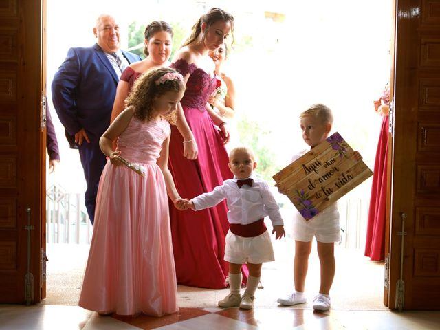 La boda de Oscar y Miriam en Málaga, Málaga 31
