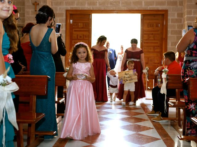 La boda de Oscar y Miriam en Málaga, Málaga 32