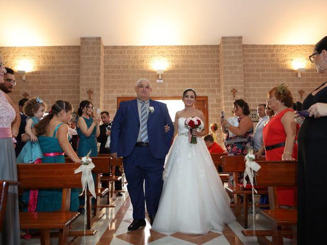La boda de Oscar y Miriam en Málaga, Málaga 33
