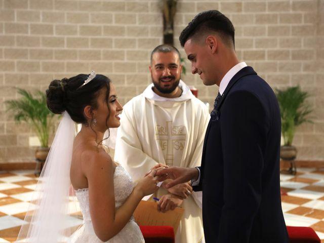 La boda de Oscar y Miriam en Málaga, Málaga 36