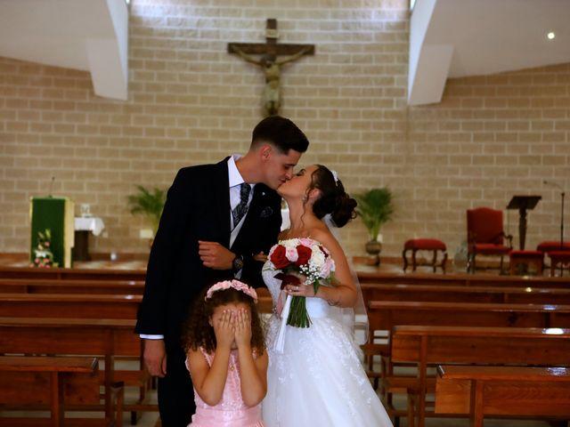 La boda de Oscar y Miriam en Málaga, Málaga 37
