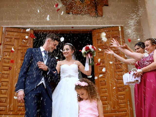 La boda de Oscar y Miriam en Málaga, Málaga 38