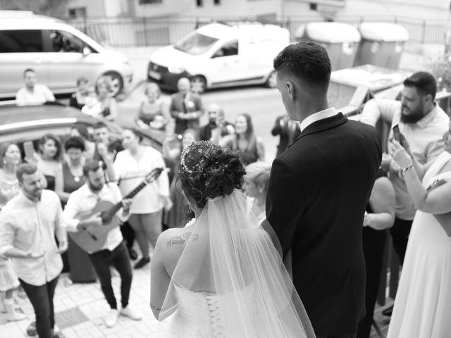 La boda de Oscar y Miriam en Málaga, Málaga 39
