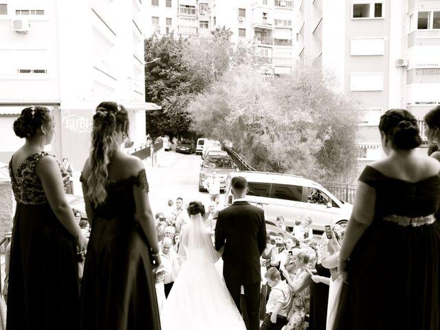 La boda de Oscar y Miriam en Málaga, Málaga 40