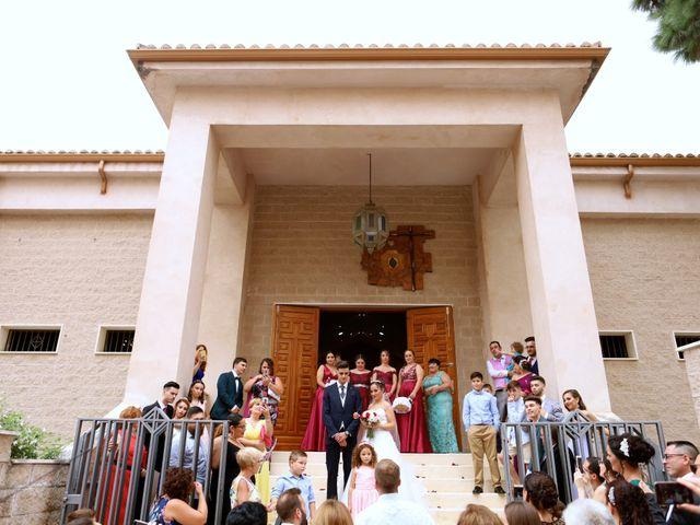 La boda de Oscar y Miriam en Málaga, Málaga 41