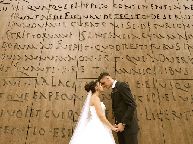 La boda de Oscar y Miriam en Málaga, Málaga 42