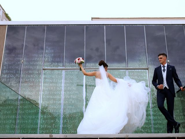 La boda de Oscar y Miriam en Málaga, Málaga 43