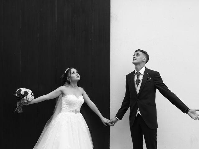 La boda de Oscar y Miriam en Málaga, Málaga 47