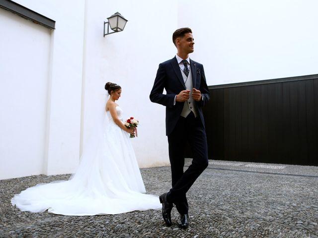 La boda de Oscar y Miriam en Málaga, Málaga 48