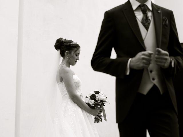 La boda de Oscar y Miriam en Málaga, Málaga 49