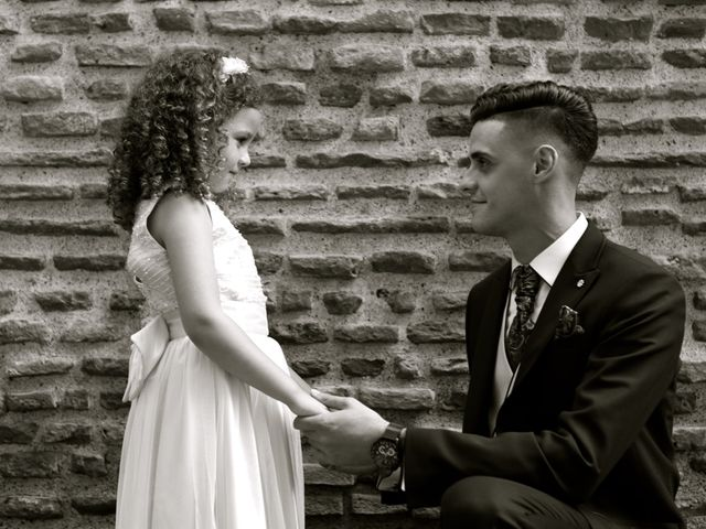 La boda de Oscar y Miriam en Málaga, Málaga 50