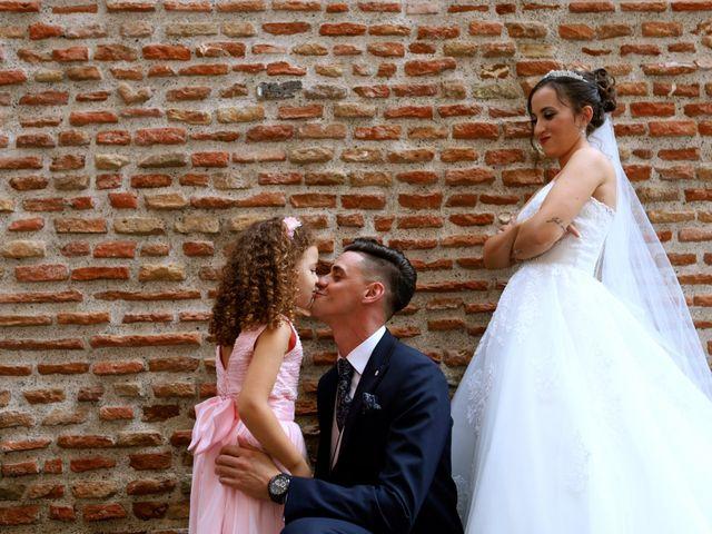 La boda de Oscar y Miriam en Málaga, Málaga 51