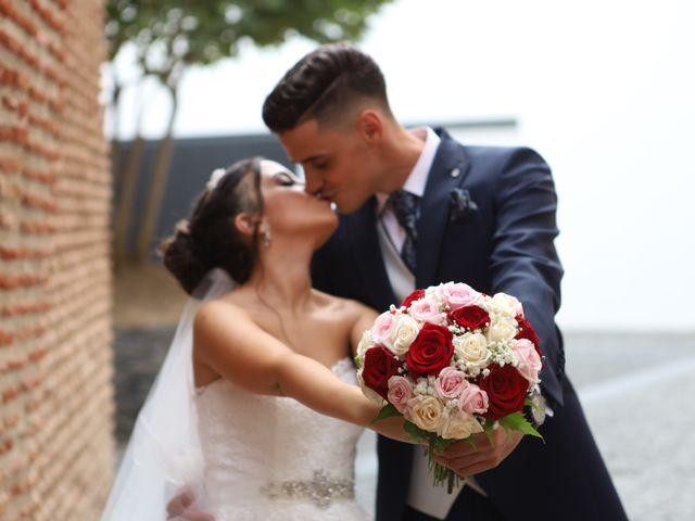 La boda de Oscar y Miriam en Málaga, Málaga 52