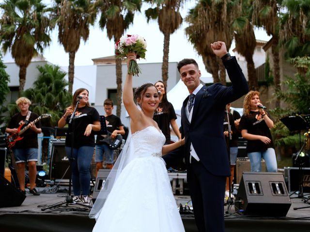 La boda de Oscar y Miriam en Málaga, Málaga 54