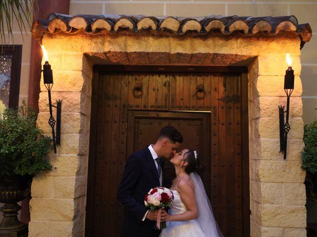 La boda de Oscar y Miriam en Málaga, Málaga 55