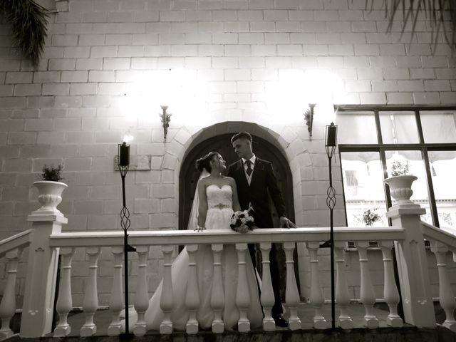 La boda de Oscar y Miriam en Málaga, Málaga 56