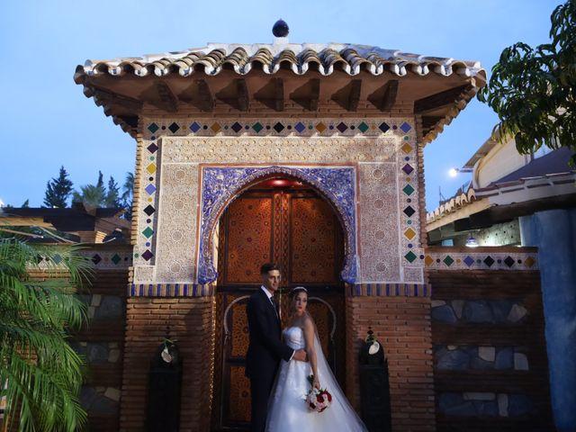 La boda de Oscar y Miriam en Málaga, Málaga 57