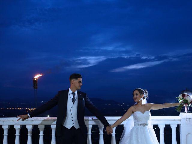 La boda de Oscar y Miriam en Málaga, Málaga 58