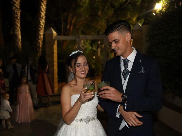 La boda de Oscar y Miriam en Málaga, Málaga 59