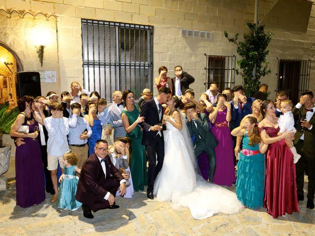 La boda de Oscar y Miriam en Málaga, Málaga 60