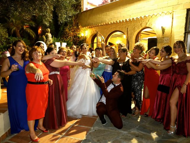 La boda de Oscar y Miriam en Málaga, Málaga 61