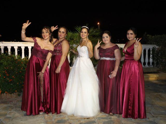 La boda de Oscar y Miriam en Málaga, Málaga 62