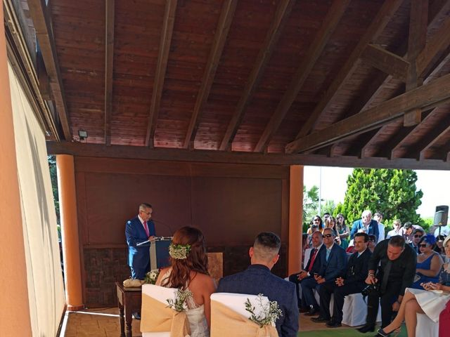 La boda de Miguel  y Inma  en Cartagena, Murcia 1
