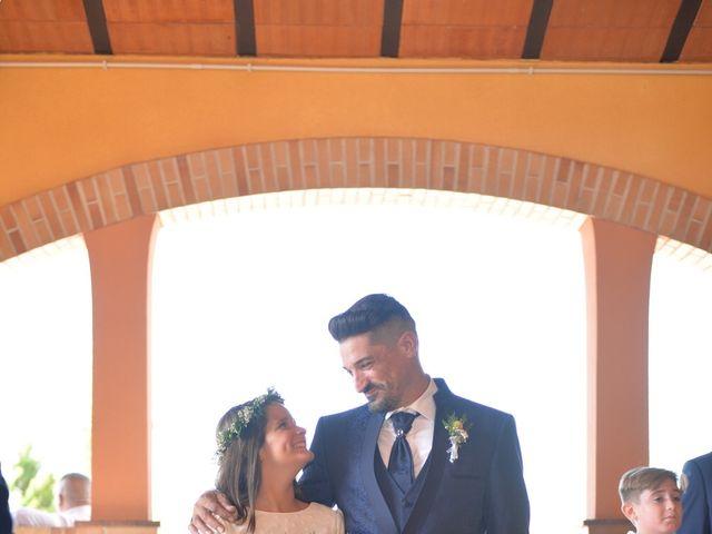 La boda de Miguel  y Inma  en Cartagena, Murcia 2