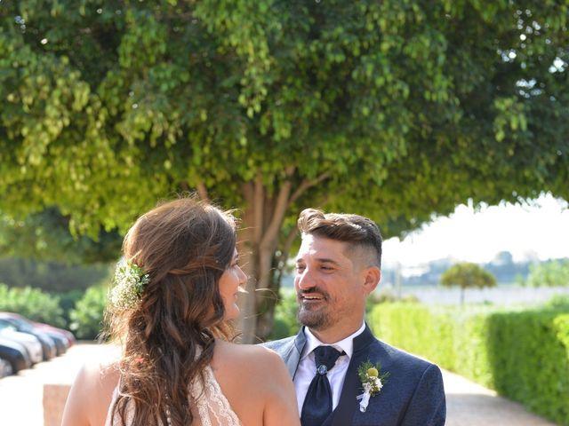 La boda de Miguel  y Inma  en Cartagena, Murcia 4