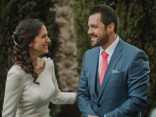La boda de Miguel y Pilar en San Ildefonso O La Granja, Segovia 12