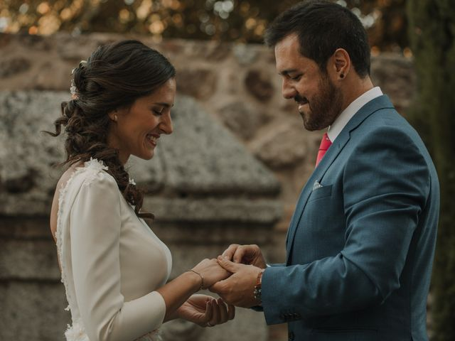 La boda de Miguel y Pilar en San Ildefonso O La Granja, Segovia 13