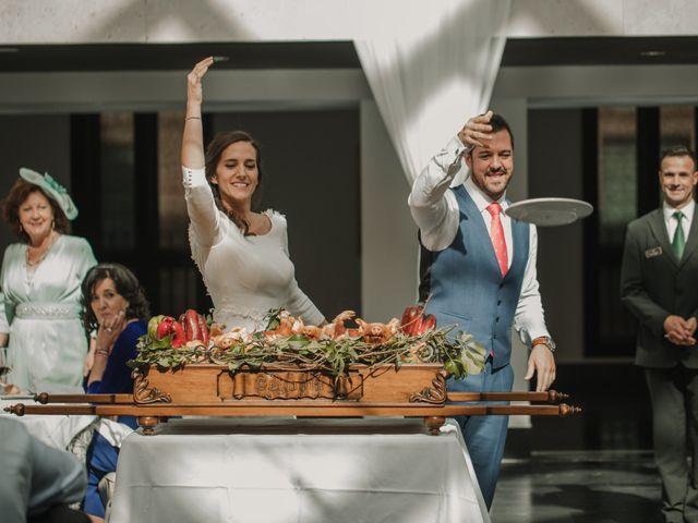 La boda de Miguel y Pilar en San Ildefonso O La Granja, Segovia 15