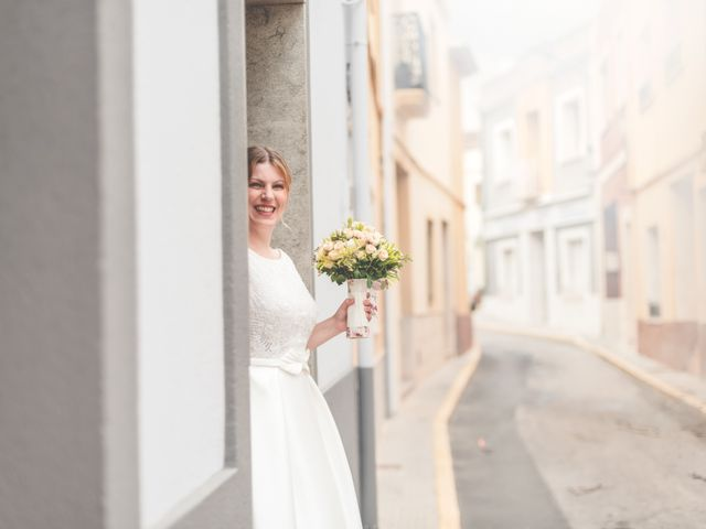 La boda de Salva y Ivette en Dénia, Alicante 7