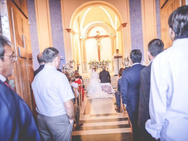 La boda de Salva y Ivette en Dénia, Alicante 11