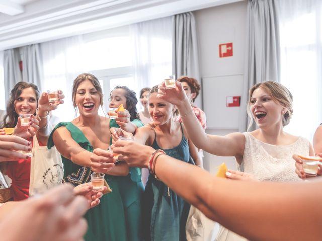 La boda de Salva y Ivette en Dénia, Alicante 15